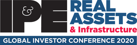 Real assets and infr conference logo