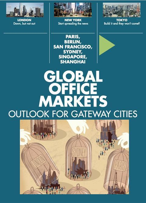 Global office markets report