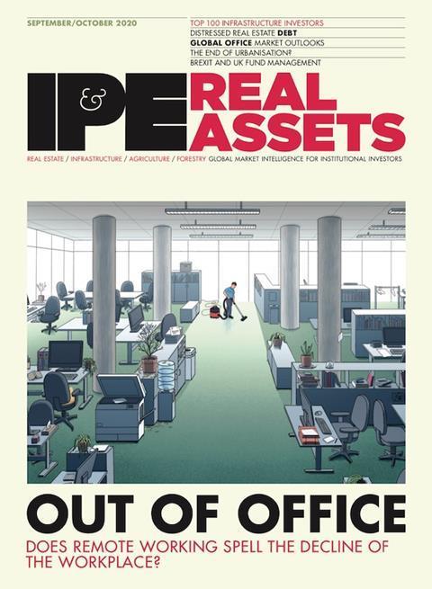 IPE RA Sep-Oct 2020 cover
