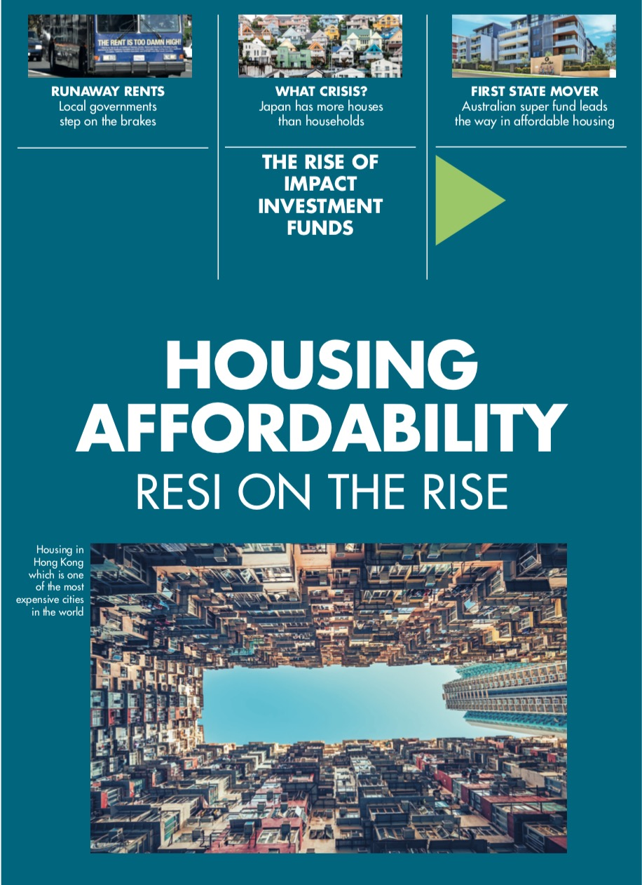 Housing affordability report
